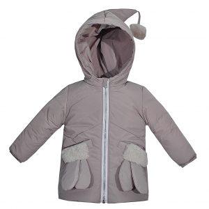 Куртка Одягайко 22452 сиреневая