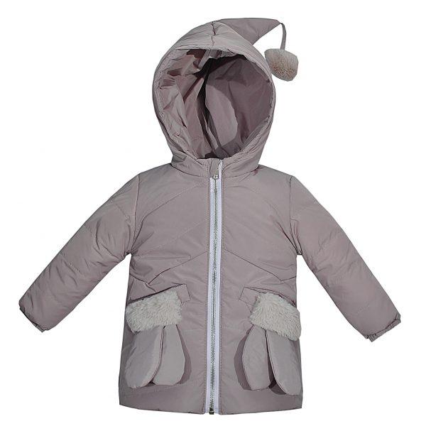 Куртка Одягайко 22452 серая