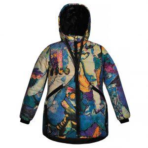 Куртка Одягайко 22454 мультицвет