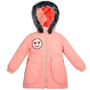 Куртка Одягайко 22458 светло-розовая