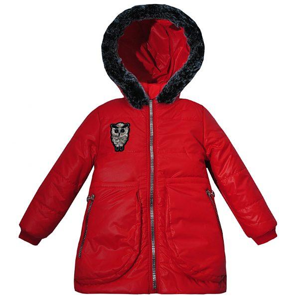 Куртка Одягайко 22458 красная