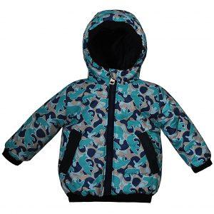 Куртка Одягайко 22471 темно-синяя
