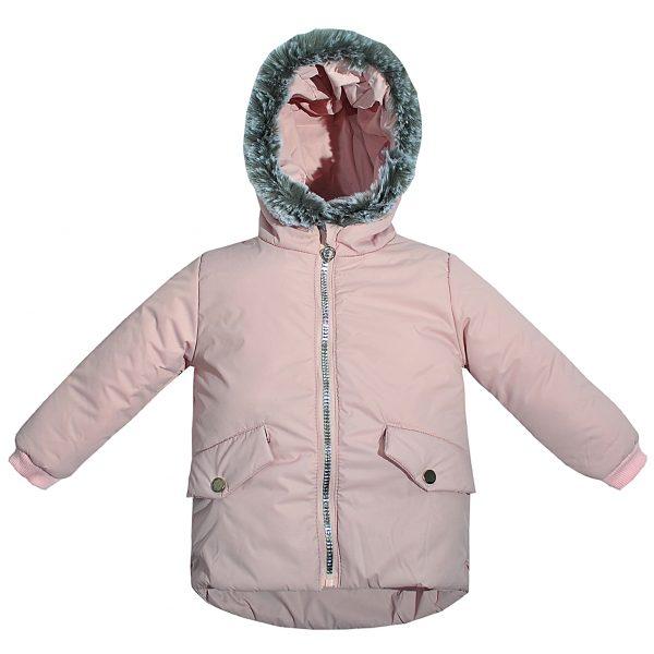 Куртка Одягайко 22477 пудра