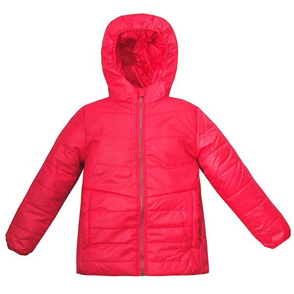 Куртка Одягайко 22482 коралловая
