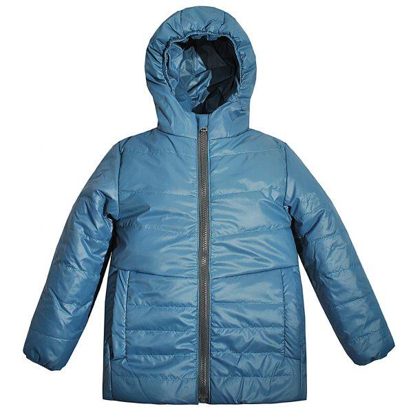 Куртка Одягайко 22482 синяя