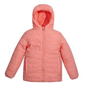 Куртка Одягайко 22482 светло-розовая