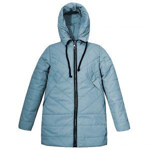 Куртка Одягайко 22493 голубая