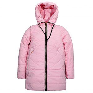 Куртка Одягайко 22493 розовая