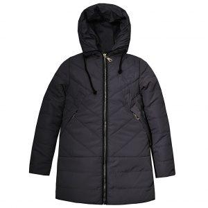 Куртка Одягайко 22493 темно-серая