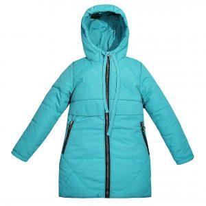 Куртка Одягайко 22499 мятный
