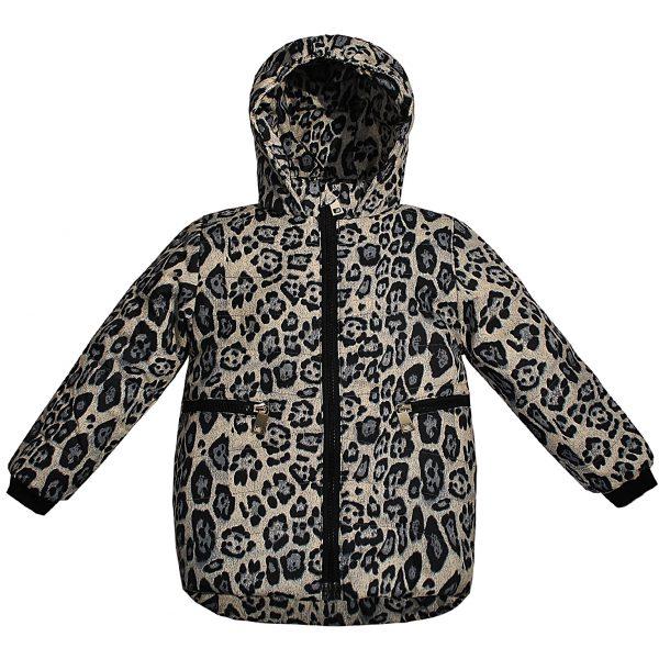Куртка Одягайко 22504 серая