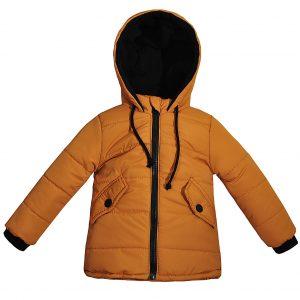 Куртка Одягайко 22510 гірчична