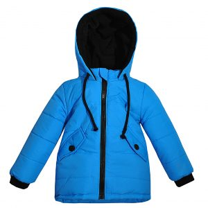 Куртка 22510 синя