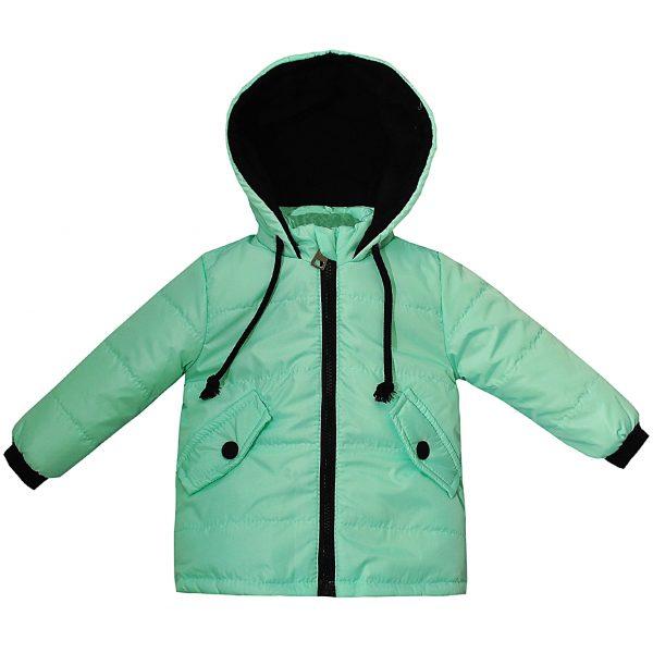 Куртка Одягайко 22510 м'ятна