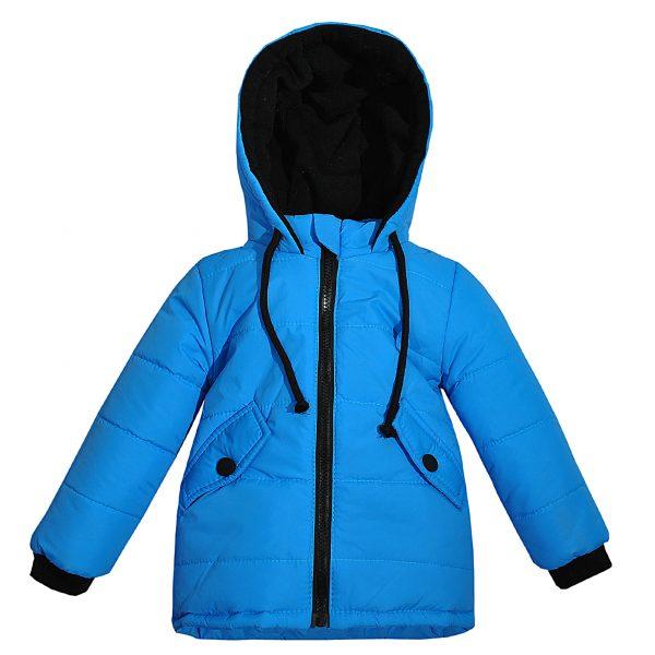 Куртка Одягайко 22510 синяя