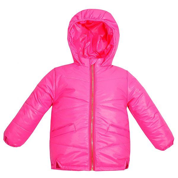 Куртка Одягайко 22511 розовая