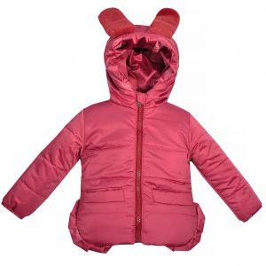 Куртка Одягайко 22513 малиновая