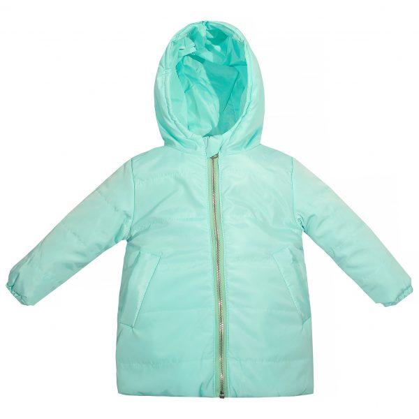 Куртка Одягайко 22515 мятная
