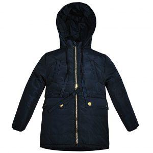 Куртка 22517 темно-синяя