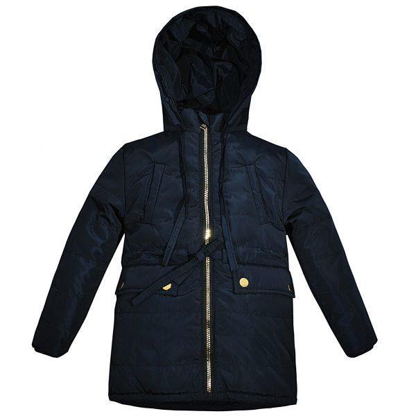 Куртка Одягайко 22517 темно-синя