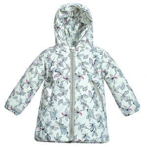 Куртка Одягайко 22527 белая