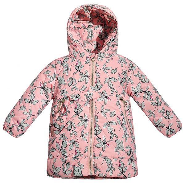 Куртка Одягайко 22527 розовая