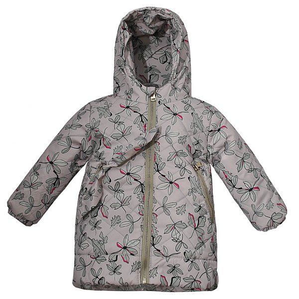 Куртка Одягайко 22527 серая