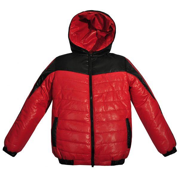 Куртка Одягайко 2585 красная