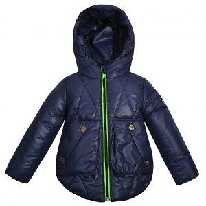 Куртка 2597 синяя