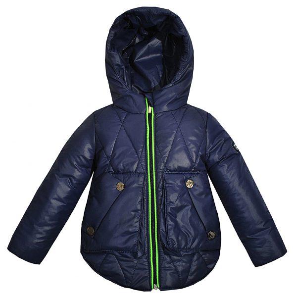 Куртка 2597 синя
