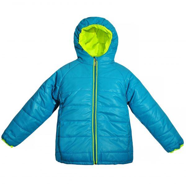 Куртка Одягайко 2613 голубая