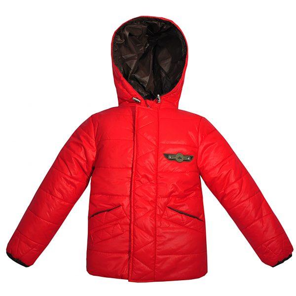 Куртка Одягайко 2675 червона