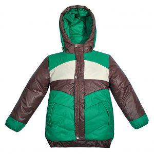 Куртка Одягайко 2733 зелена