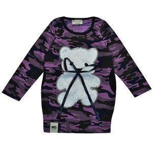 Платье 530463 фиолетовое