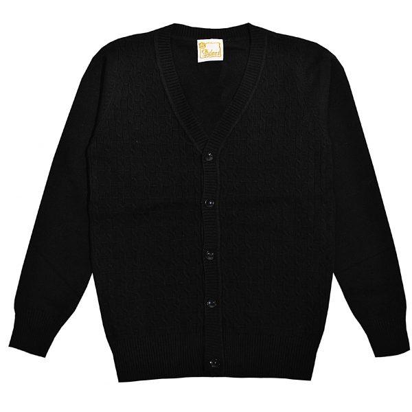 Кофта 93615 черная