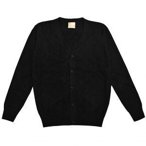 Кофта 93616 черная