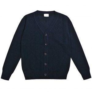 Кофта 93653 темно-синяя