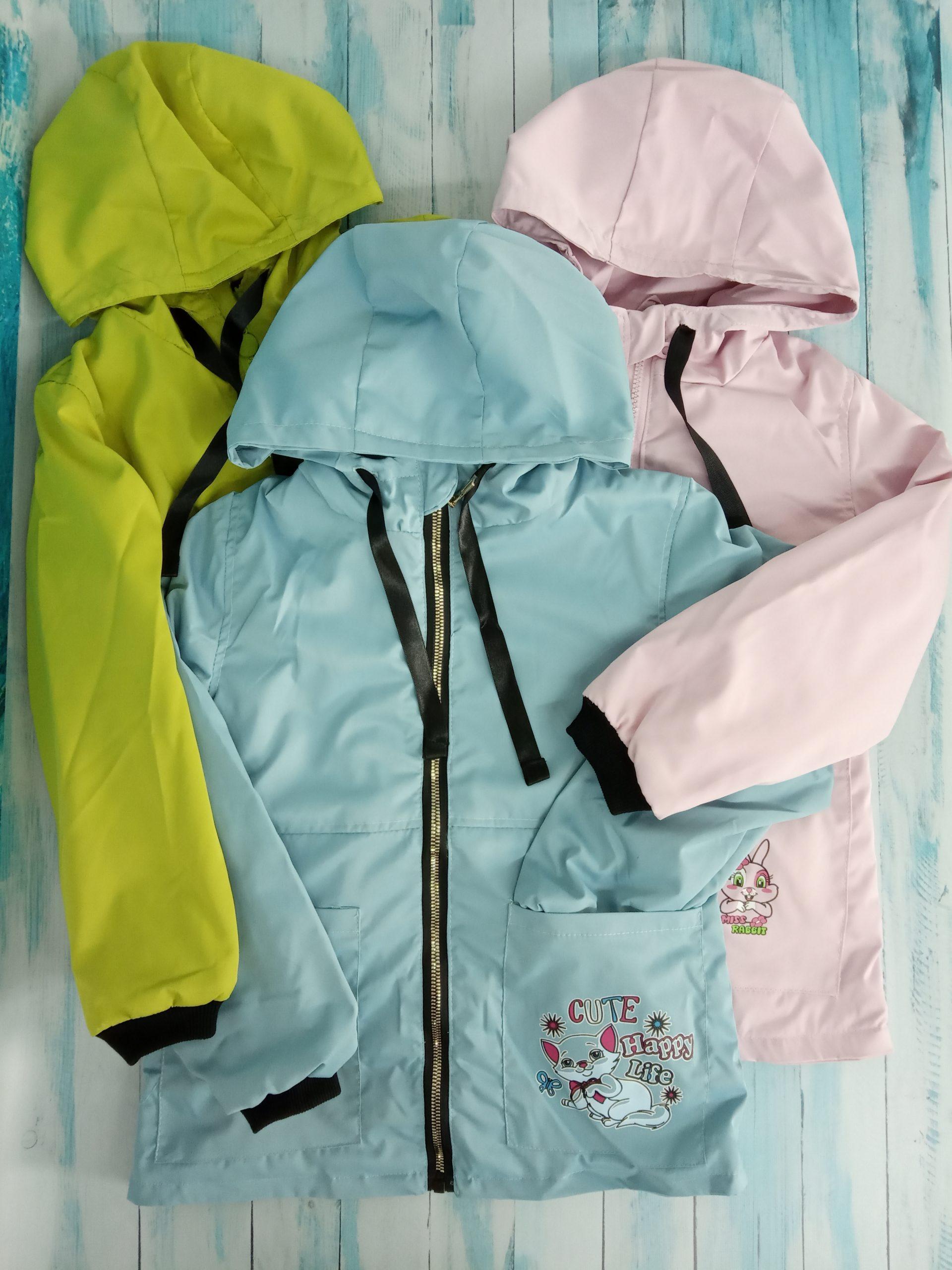 Обираємо куртку для малюка.