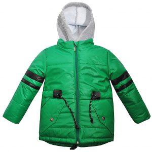 Куртка Одягайко 22066 зеленая