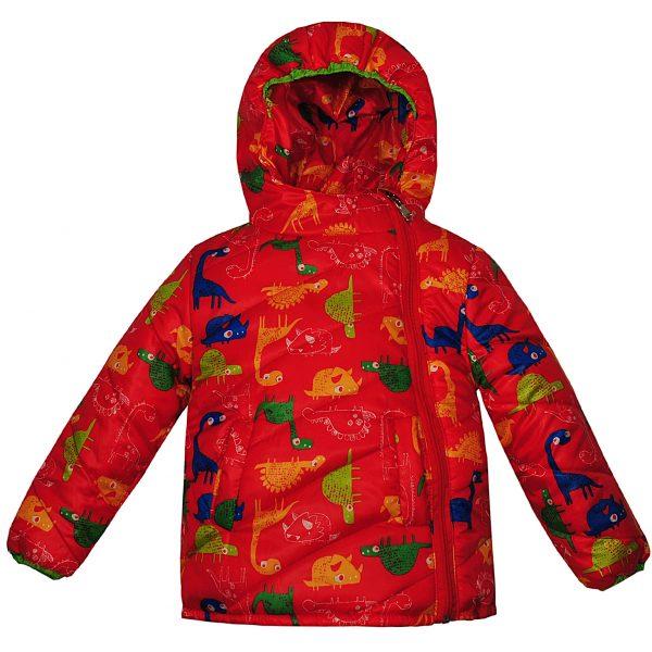 Куртка Одягайко 22094 красная