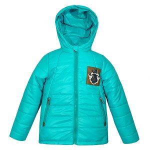 Куртка Одягайко 22272 голубая