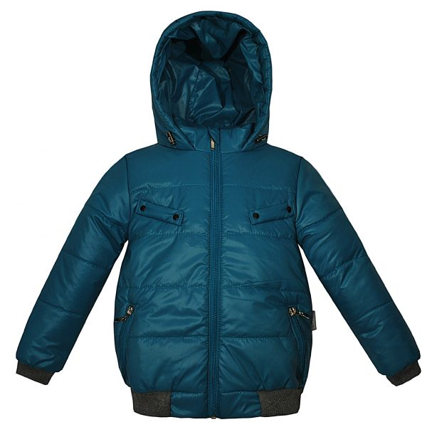Куртка 22278 синя