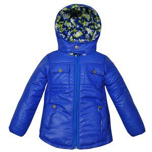 Куртка Одягайко 2582 темно-синяя