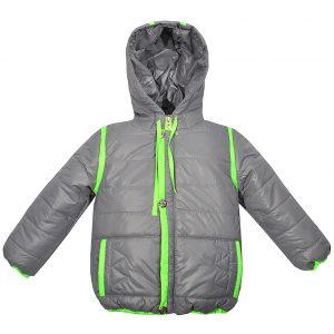Куртка Одягайко 26589 сіра
