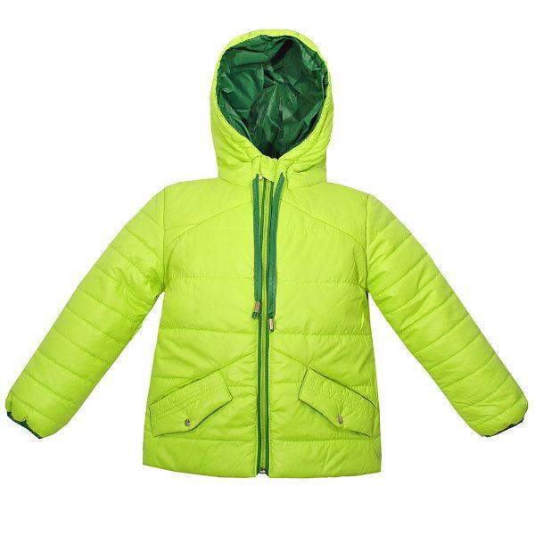 Куртка 2680 салатовая
