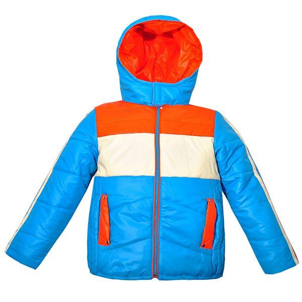 Куртка Одягайко 2683 голубая
