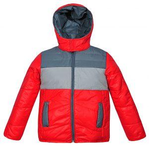 Куртка Одягайко 2683 красная