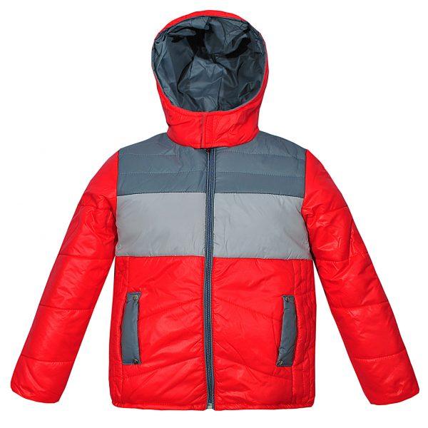 Куртка 2683 червона