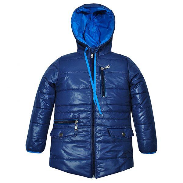 Куртка Одягайко 2698 синяя