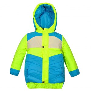 Куртка 2733 блакитна